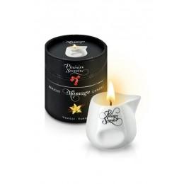 Массажная свеча Plaisirs Secrets Vanilla