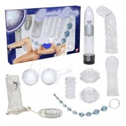 Набор игрушек Set Crystal Clear