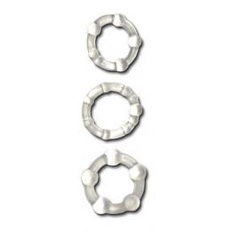Эрекционные кольца Get Hard Clear помогут Вам стать самым желанным любовником!