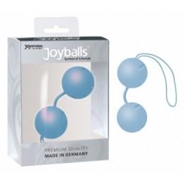 Вагинальные шарики Joyballs Hellblau повысят чувствительность стенок влагалища