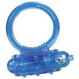 Эрекционное кольцо Vibro Ring Silikon - для сладкого наслаждения!