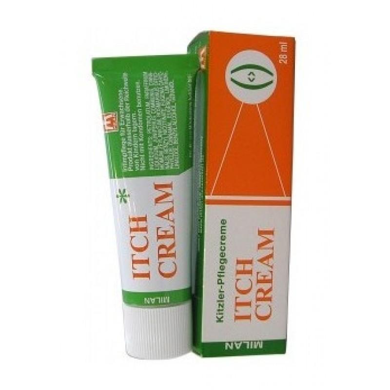 Стимулирующий крем для женщин Itch Cream улучшит сексуальное влечение