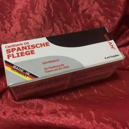 Возбуждающие капли для женщин SPANISCHE FLIEGE повышают сексуальный аппетит, 5 мл