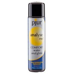 Лубрикант Pjur Analyse me Comfort Water Anal Glide, 100 мл