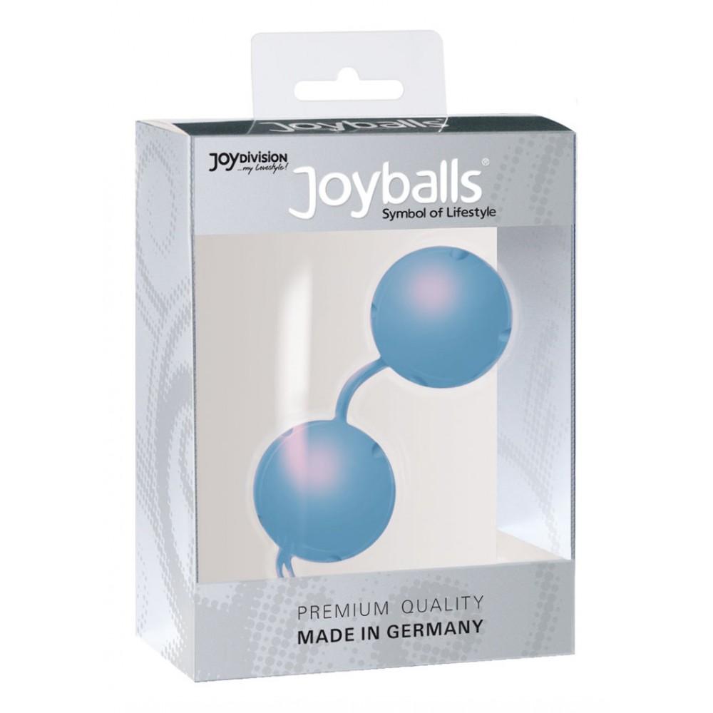 Вагинальные шарики Joyballs Hellblau повысят чувствительность стенок влагалища фото 2