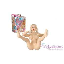 Секс кукла Faye Liebespuppe с вибрацией