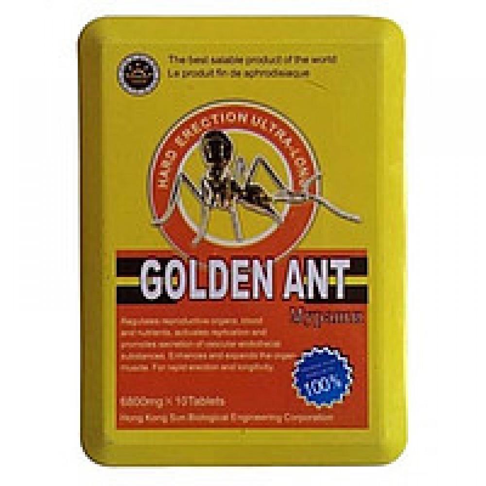 Препарат для потенции Золотой муравей, 1 шт