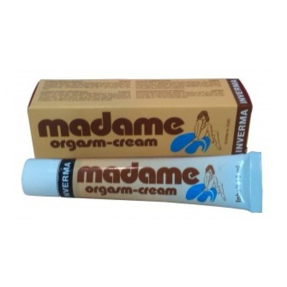 Крем для женщин Madame со стимулирующим эффектом, 18 мл фото 4