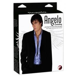 Секс кукла Loverboy Angelo для максимально реалистичных ощущений и оргазмов
