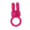 Эрекционное кольцо с вибрацией Кролик  фото 2