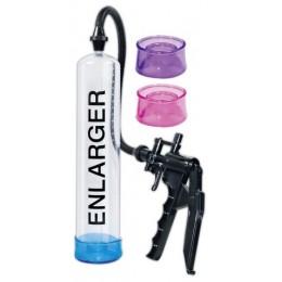 Вакуумная помпа для увеличения члена Enlarger улучшит Вашу эрекцию
