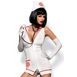 Игровой костюм Emergency dress Obsessive для любительниц ролевых игр
