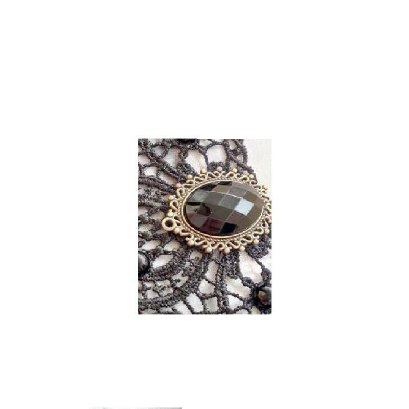 Ажурное ожерелье для великолепных соблазнительниц