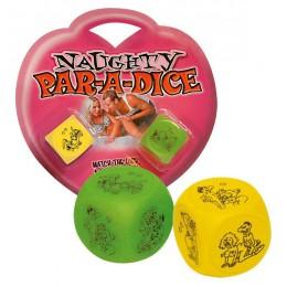 Игральные кубики NAUGHTY PAR-A-DICE