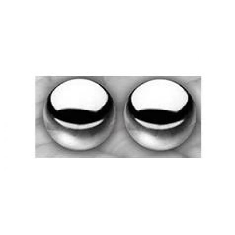 Вагинальные шарики S&M STEEL BALLS подарят новые сказочные ощущения! фото 2