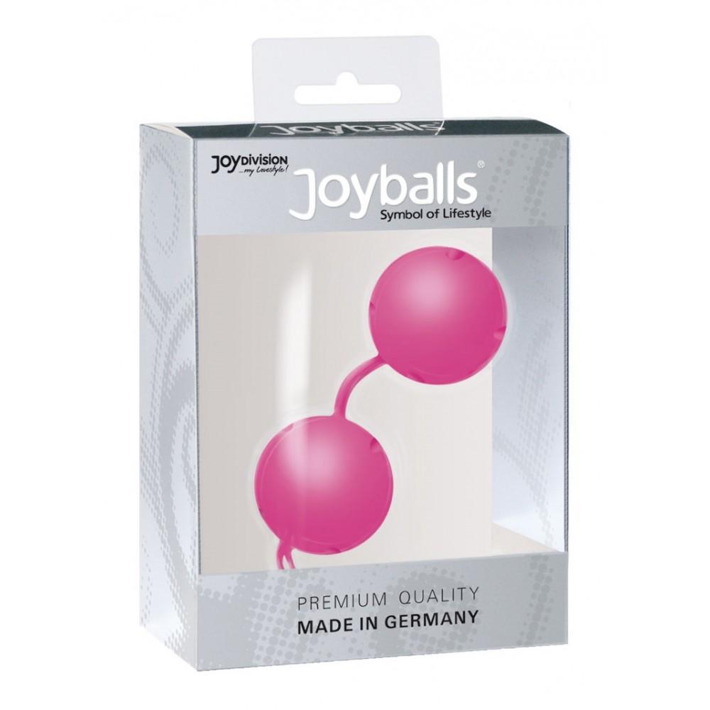 Вагинальные шарики Joyballs pink для неземных оргазмов фото 3