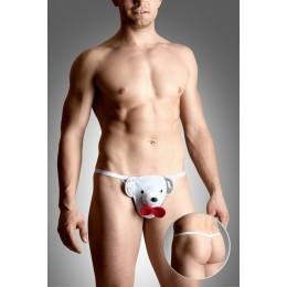 Трусики с мишкой Mens thongs 4492 Soft Line для веселых мужчин