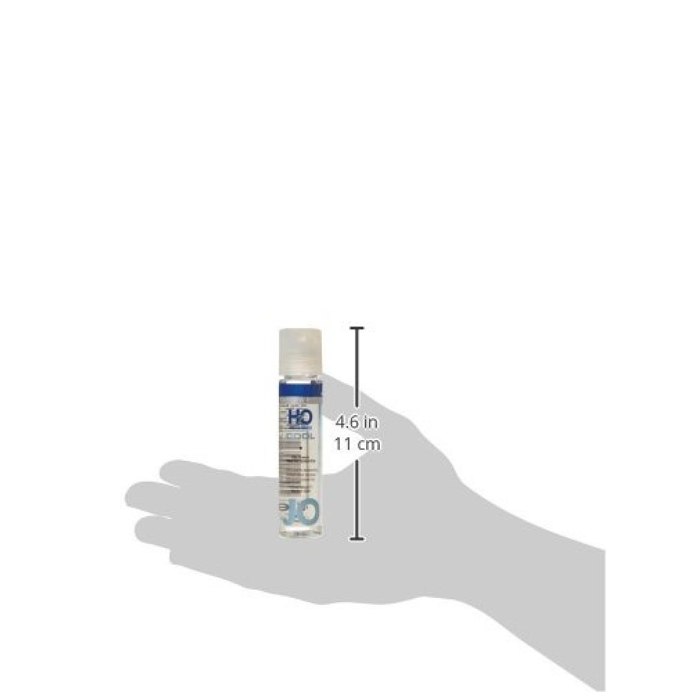 Лубрикант JO H2O Cooling, 30 мл фото 1