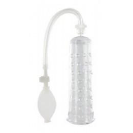 Вакуумная помпа XLsucker Penis Pump Transparant улучшит кровообращение и увеличит Ваш пенис