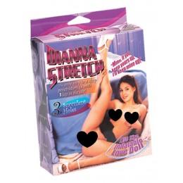 Секс кукла для мужчин DIANNA STRETCH с сногсшибательным темпераментом