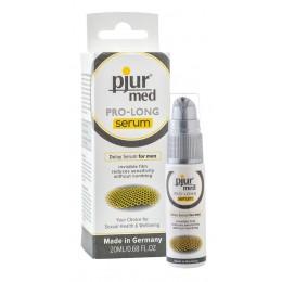 Пролонгирующий гель для мужчин Рjur MED Pro long Serum , 20 мл