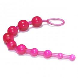 Анальные шарики Phuket Pink