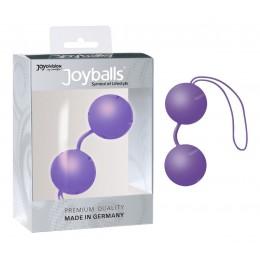 Вагинальные шарики со смещенным центром тяжести Joyballs violett эффективная игрушка
