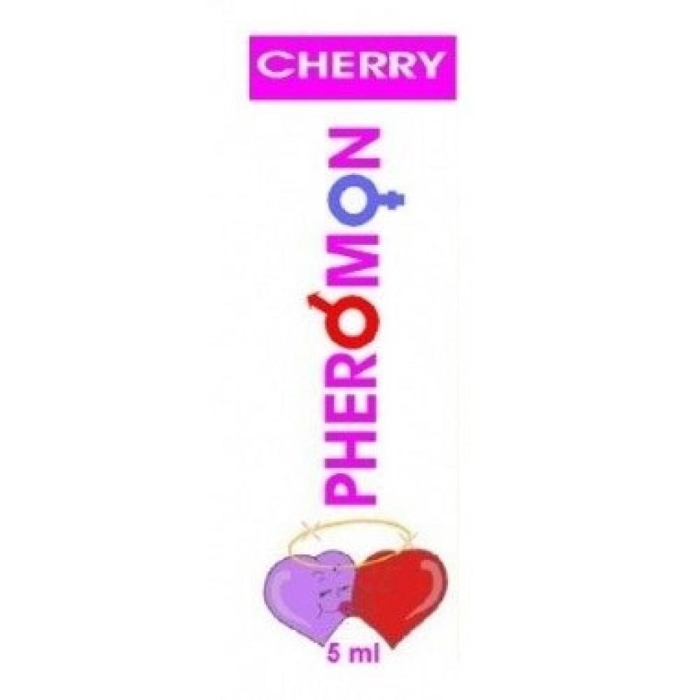 Женские духи MiniMax Cherry №2 Wild Musk haus of Coty для игривых дам фото 4
