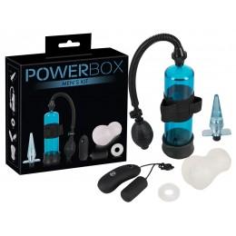 Набор игрушек для мужчин Power Box Men Kit