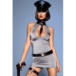 Комплект - Obsessive Police dress большой
