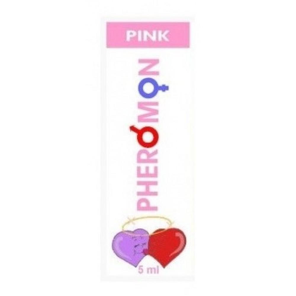 Женские духи MiniMax Pink №4 Tendre Poison Dior для настоящих обольстительниц фото 4