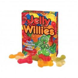П. Желейные конфеты Jelly Willies в виде пениса