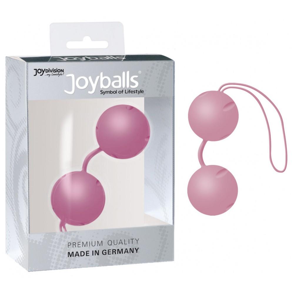 Вагинальные шарики Joyballs rose созданы для наслаждения