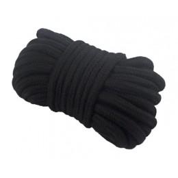 Верёвка черного цвета